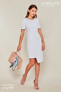 Dresses For Work, Spring Summer, Fashion, Tunic, Moda, Fashion Styles, Fashion Illustrations