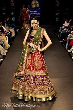 Ritu Kumar designer lehenga