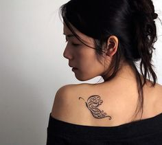 Tattoos And Their Meanings - Butterflies
