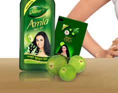 Indian Gooseberry Amla Oil -Dabur Amla Hair Oil.    Moisturize your hair with Amla Oil which is an Ayverdic secret Indian woman have been using for thousands of years to help nourish the scalp, hydrate the hair. Just take a wide brush and move the oil along the shafts of the hair for 5 minutes at night before bed and just shampoo out in the morning.