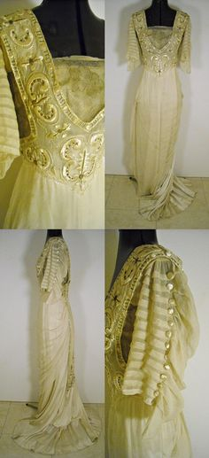 1910s Evening Gown