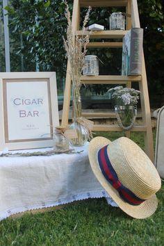 Cigar Bar. Bodas en Paradores Vilalba