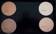 Review: Mac Sculpting  Must have emphasize!