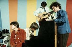 News Photo : The Monkees sing and play instruments on their. The Monkees, Rock And Roll, Fangirl, Singing, Davy Jones, Boys, Instruments, Movie Posters, Fictional Characters