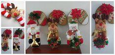 Aprende cómo hacer cenefas navideñas para decorar tu casa ~ Haz Manualidades