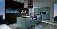 unusual kitchen counter bar design - Google Search