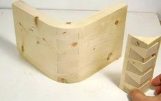 dovetail joint trickery. #WoodworkingTips