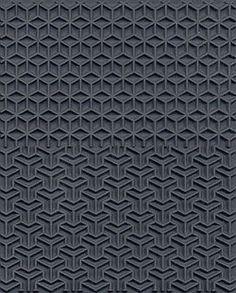 LisaPavelkaシグネチャーシリーズ,テクスチャー・スタンプ186/TumblingBlocks Rubber Texture, 3d Texture, Texture Design, Paper Texture, 3d Pattern, Surface Pattern, Surface Design, Pattern Design, Textile Patterns