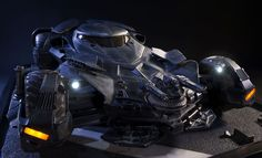 The Prime 1 Studio Batmobile 1:10 Scale Polystone Diorama is available at Sideshow.com for fans of DC Comics and Batman v Superman: Dawn of Justice.