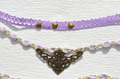 Boho Wedding Headband Handmade Recycled Jewelry by theELEPHANTpink, $11.50