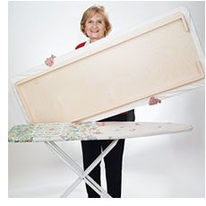 pattern for large ironing board | Big Board Pressing Surface