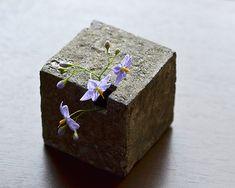 Cube vase modern