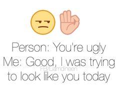 nobody is ugly