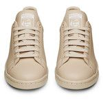 Raf Simons X Adidas Originals Stan Smith Dust Sand Low Top Sneaker