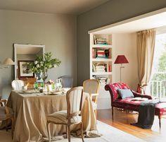 Pinta y llena tu casa de color · ElMueble.com · Escuela deco