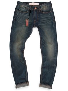 c8de3306f6da Made in USA DARK WASH Jeans Slim - GRAND ST