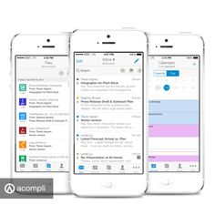 Acompli Raises $7.3M Series A From Redpoint & Others To Fix Mobile Email | TechCrunch #technology #mobile