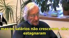 Noam Chomsky - A visão das elites a respeito dos pobres ( legendas em po...