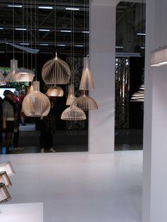 Secto Design at the Habitare Fair 2012 in Helsinki, Finland