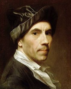 Christian Seybold -Self Portrait. century German painter in the Baroque Style. Great Paintings, Beautiful Paintings, Potrait Painting, Point Paint, European Paintings, Louvre, Baroque Fashion, Selfie, Photos Du