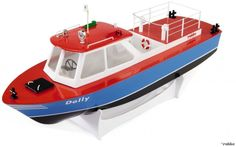 Robbe Dolly Harbour Launch 1/20th Scale Model Boat Kit 1197 | Hobbies