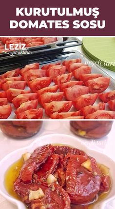 Kurutulmuş Domates Sosu – Leziz Yemeklerim – Vegan yemek tarifleri – The Most Practical and Easy Recipes Rice Recipes, Pasta Recipes, Chicken Recipes, Healthy Eating Tips, Clean Eating Snacks, Italian Chicken Dishes, Avocado Dessert, Tomato Sauce Recipe, Delicious Vegan Recipes