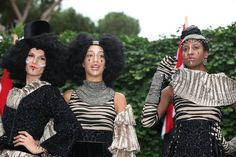 'L'Italia omaggia l'Egitto: Culture a confronto' - presso i giardini e le sale espositive dell'Istituto dell'Ambasciata Araba d'Egitto a Roma (16 giugno 2015)