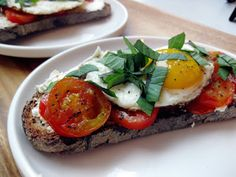 23 Amazing Toast Combinations to Start Your Day
