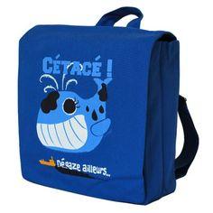 Backpack – Whale
