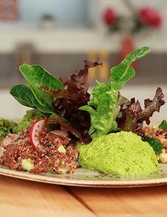 Get the Dish: Tender Greens' Happy Vegan Salad