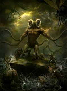 Demogorgon in Out of the Abyss If you've seen the cover of the upcoming adventure, Out of the Abyss, you know that it features Demogorgo...
