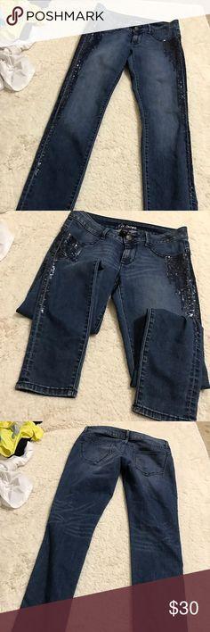 Vs jeans Size 10 Victoria's Secret Jeans Straight Leg