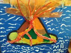 ΠΡΩΤΟ ΝΗΠΙΑΓΩΓΕΙΟ ΚΕΡΑΤΣΙΝΙΟΥ: O μικρός πρίγκηπας και τα ηφαίστεια 7 Mart, Nature, Blog, Naturaleza, Blogging, Nature Illustration, Off Grid, Natural