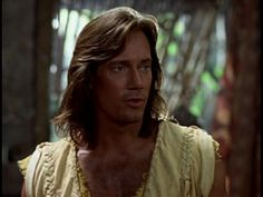 Kevin Sorbo in Hercules: The Legendary Journeys Hercules Kevin Sorbo, Michael Hurst, Minnesota, Hercules The Legendary Journeys, Evil Stepmother, The Wb, Fantasy Male, Famous Faces, Picture Photo