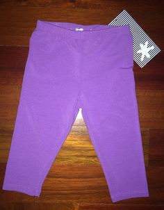 Splendid Lilac Knit Leggings Size 3 6 Months $22 | eBay