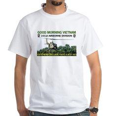101st AIRBORNE VIETNAM T-Shirt on CafePress.com