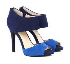 Colorblock sandals - Selma