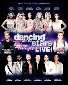 16 Dancing With The Stars Ideas Dancing With The Stars Dwts Stars