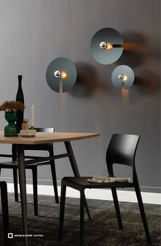 Mirror, mirror on the wall? Our MIRRO collection, designed by is the fairest one of all and combines influences from art, fashion and architecture. Home Lighting, Modern Lighting, Lighting Design, Light Wall Art, Wall Lights, Wall Lamps, Contemporary Interior, Modern Interior Design, Blitz Design