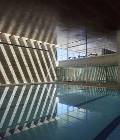 Indoor Swimming Pool in Toro,© Héctor Fernández Santos-Díez