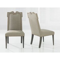 Kravet Dining Chairs / Change Up Dining Head Chairs Only