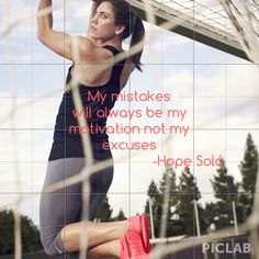 Hope Solo is awesome