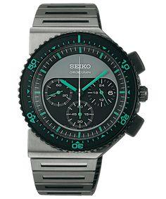 bpr BEAMS(ビーピーアール)のSEIKO GIUGIARO DESIGN / SCED017/019(腕時計) チャコールグレー×ブラック