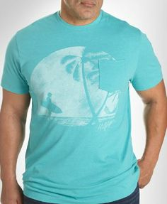 men's coconut t-shirt in regular and #tall