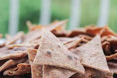 Házi tortilla chips