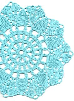 Crochet Doily Cotton Doilies Home & Wedding Decor Modern Interior Decoration  £5.00