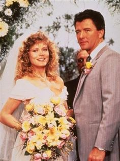 Dallas - April Stevens married Bobby Ewing in 1990.