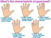 Find the horizontal line below<br>the base of your little finger. candybuzz.net