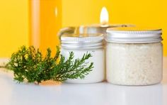 How to make soy candles with essential oils - going to try making some in thrifted mugs and tea cups for gifts.