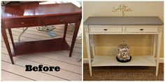 Transform Your Furniture with a Little Paint. http://www.hometalk.com/19899632/it-s-easy-to-transform-modern-furniture-with-paint-?se=wkly-20160813&date=20160813&slg=ed09882b8b197e02ec3e04973b1dbc17-1110481